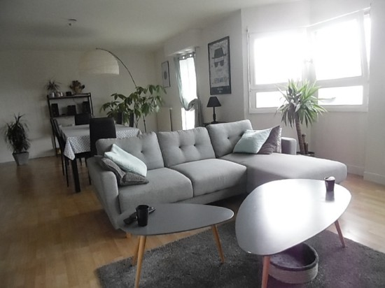 vente appartement LORIENT 5 pieces, 94m